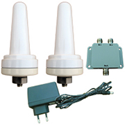 L1 signal repeater